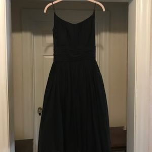 Authentic Vintage PAB 1960s chiffon cocktail dress